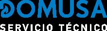 Logo servicio técnico oficial Domusa